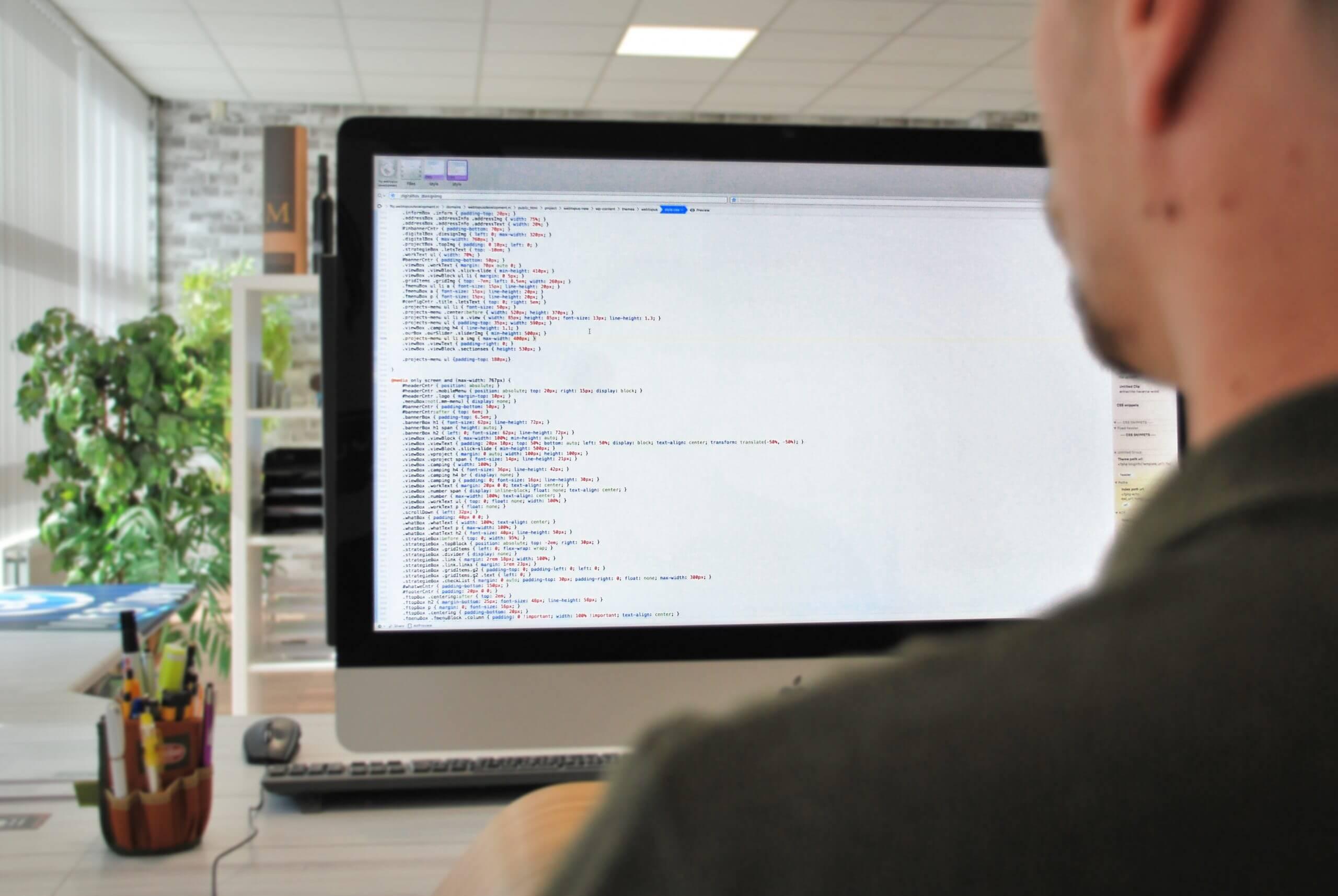 web development projecten-samenwerken met webtopus